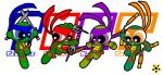 TMNT the PPG style by Porn1315
