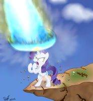 rarity's gonna blow you away by paulyt7