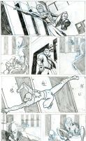 Spiderman Pages by cornellartworks