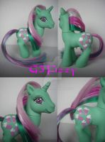 My little pony Custom G3 Fizzy by BerryMouse