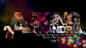 Asking Alexandria Wallpaper by LastOnesLeft