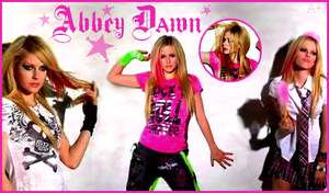 Avril Lavigne-Abbey Dawn by x-Alice-and-June-x