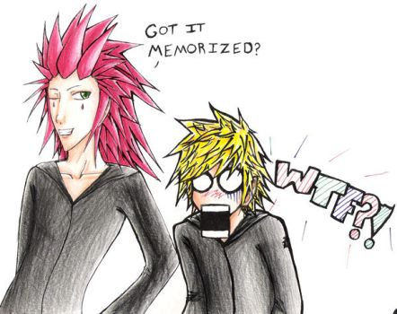 Got it Memorized? by cat-food