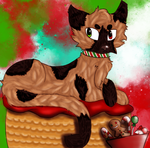 Gingerbread by MrsPepperseed