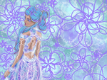 Floral Fantasy by doll-fin-chick