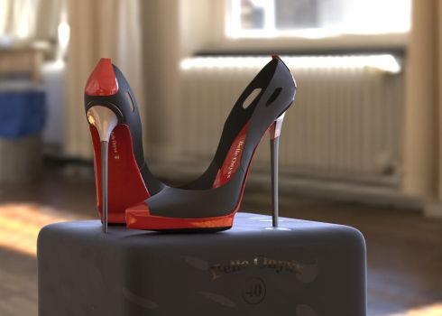 Highheel by goor