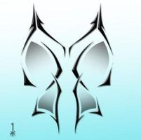 Butterfly vector 7 by DesignTheSkinYourIn