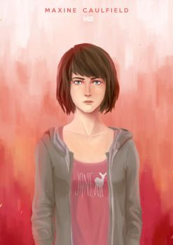 Max Caulfield-Life Is Strange by conxervation