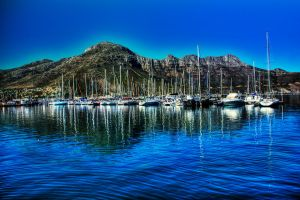 Houtbay Harbour by primocet