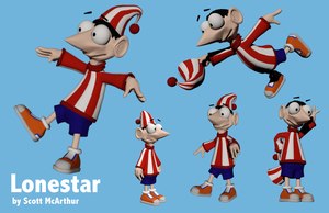 Lonestar 3D - Final by ScottMcArthur8
