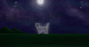 Warrior Cats - The Path To The Stars by DanceOfTheDemon