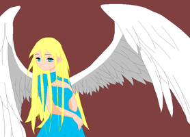 angel by Animallover08