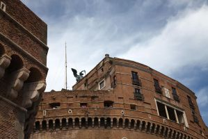 Castel Sant'Angelo IV by JQ444