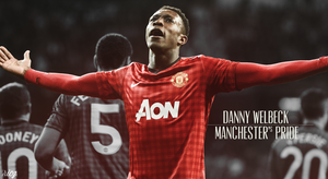 Danny Welbeck Wallpaper by ricardojsantos