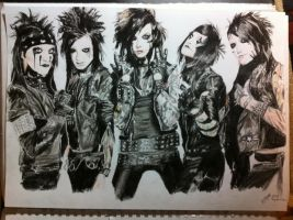 Black Veil Brides by seasparkle-lioness