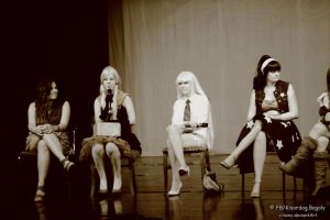 Cosplay Round Table 3 by V-kony