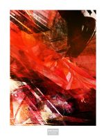 Abstract in Red by neoweb