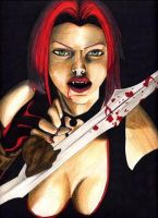 Blood Rayne by LittleGreenFairy