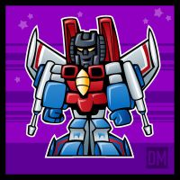My Li'l Starscream by DanielMead