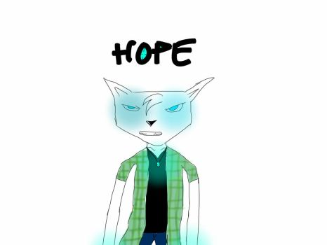 Hope from Hope of Light by NeonNinjaSlash
