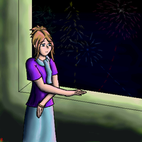 New Year's Alone by Computermouse