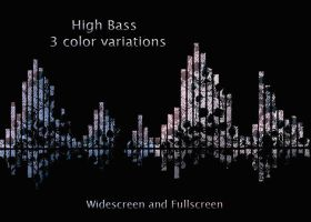 Wallpaper Pack-High Bass by Torched7