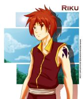 B-day gift: Riku by Red-Sinistra