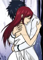Gray x Erza by mystic-pUlse