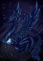 Galaxy Dragon 2 by Stormphyre