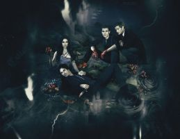 The Vampire Diaries by KatherinePierce17