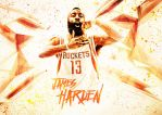 James Harden 'Cookin' by rhurst