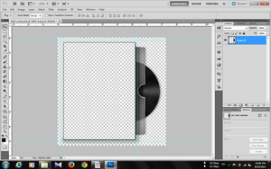How To Make a Folder Icon With DVD Cover by prestigee