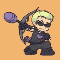 Hawkeye by kaiko6