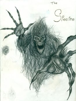 The Spectre. DREAD Creature reference. by Ciro16