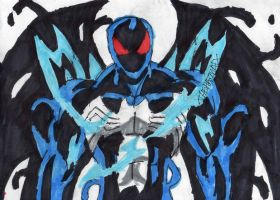 Spider-Man: Lord of Symbiotes by ChahlesXavier