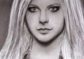 Avril Lavigne by KLSADAKO
