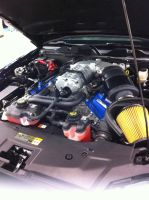 663 HP, 631 ft-lb of Torque, 5.8L, Supercharged V8 by StargazerDesign