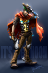 It's High Noon- Septic Noon by SimplEagle
