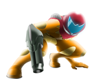 Metroid Fusion by Adrianstorm