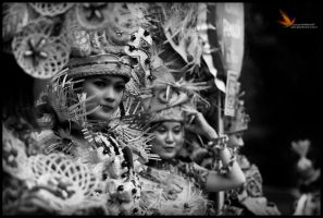 Faces of Solo II (Central Java) by Psychoblue2
