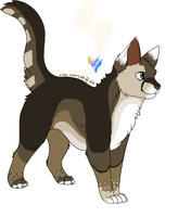 [ - Separate Cat Adoptable 3 - ] by VisoAdoptables