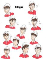 Gilligan Practice by WolFkId27