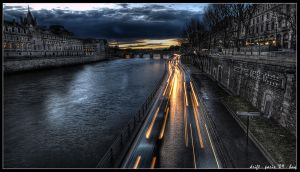 paris - drift by haq