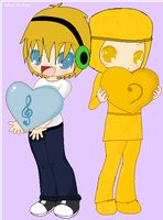 Stephano and PewDie Base by Ask-the-BroArmy