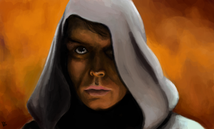 Luke Skywalker - Star Wars by DontSpeakSilent
