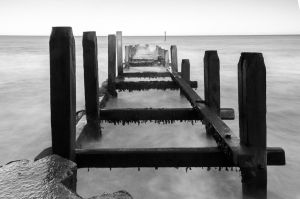 Pier by TomGreenPhotos