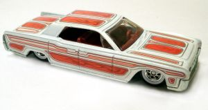 2010 Hot Wheel '64 Continental by RDReed