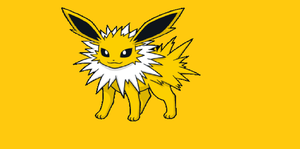 Jolteon by V-a-p-o-r-e-o-n