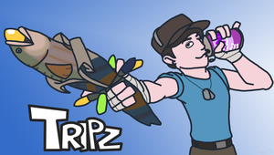 Tripz the Scout by Noobynewt