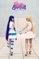 Panty and Stocking...... by lamuchan